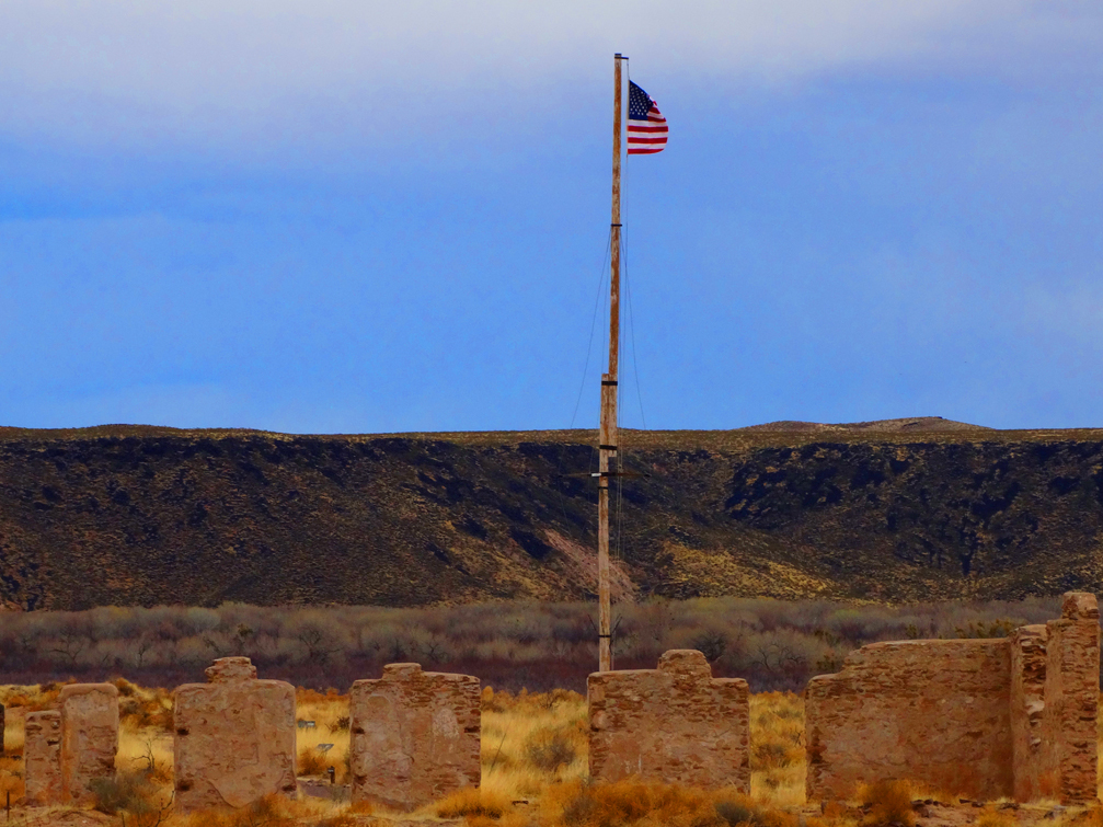 Fort Craig-Flag-Iconic