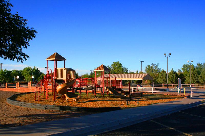 Clarke-Field-Playground