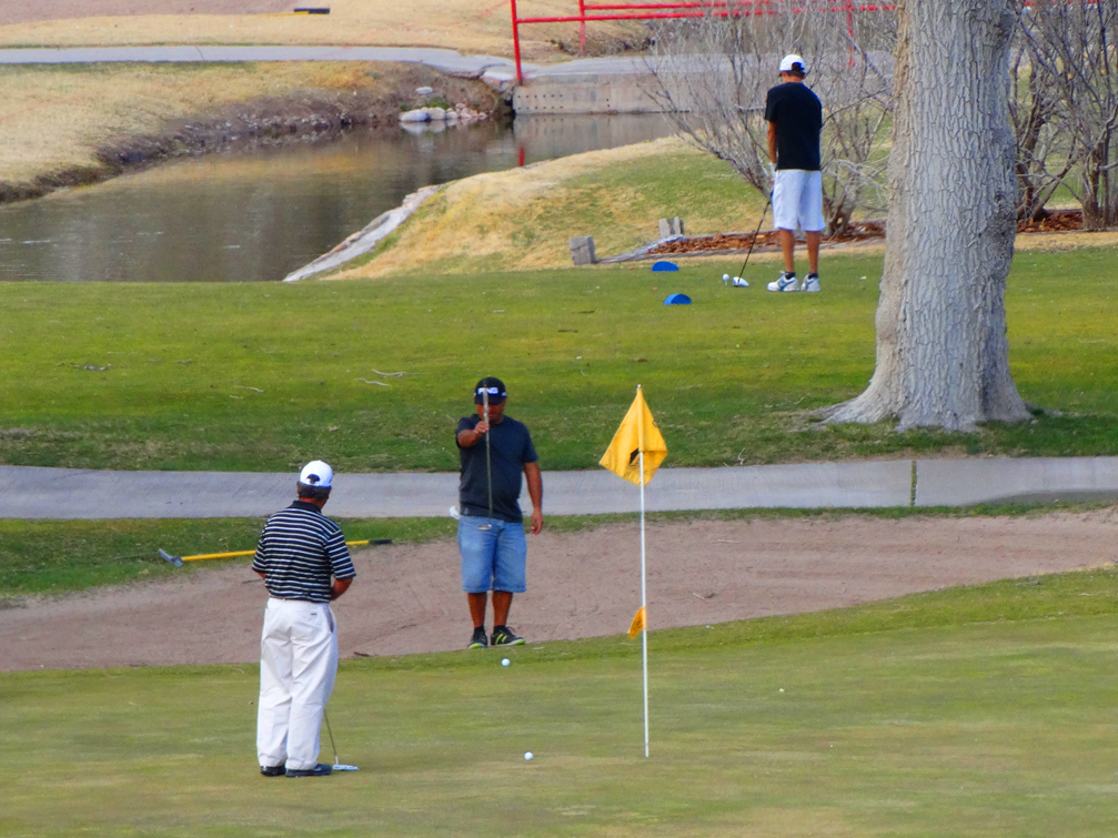 NM Tech Golf-Golfers1
