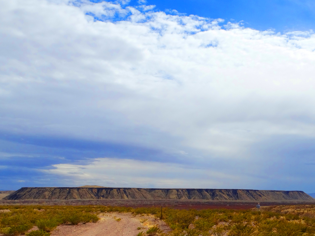 San Marcial-Black Mesa to the East
