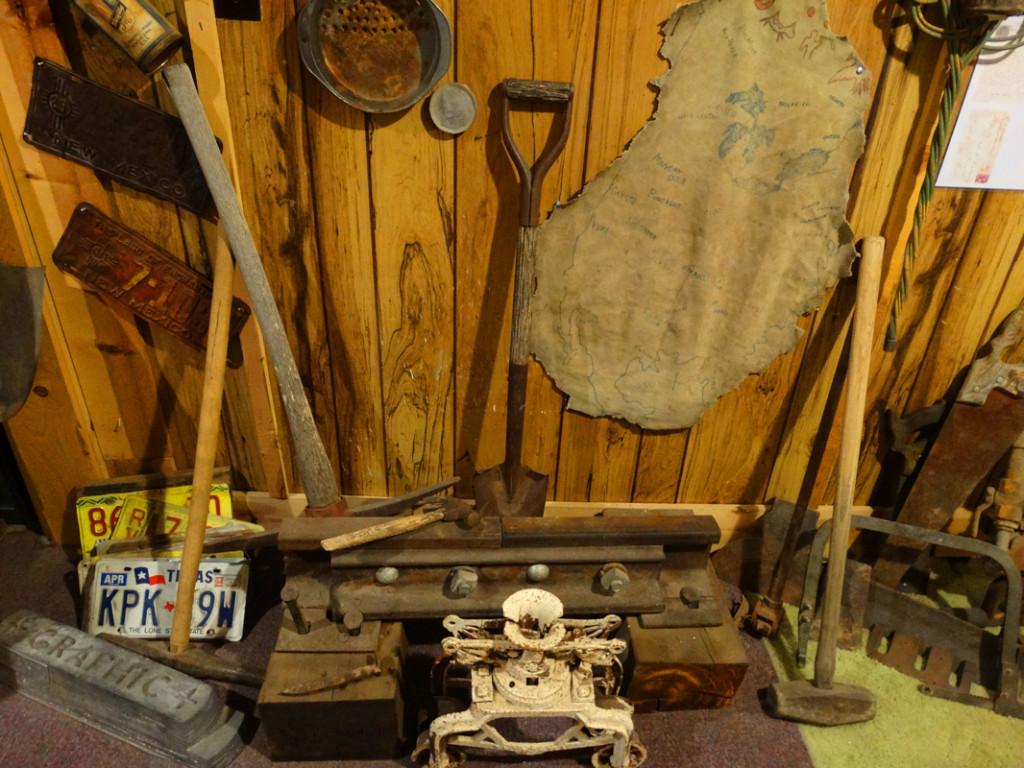 Box Car Museum Museum-Tools