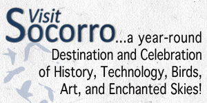 Visit Socorro NM, a year-round destination