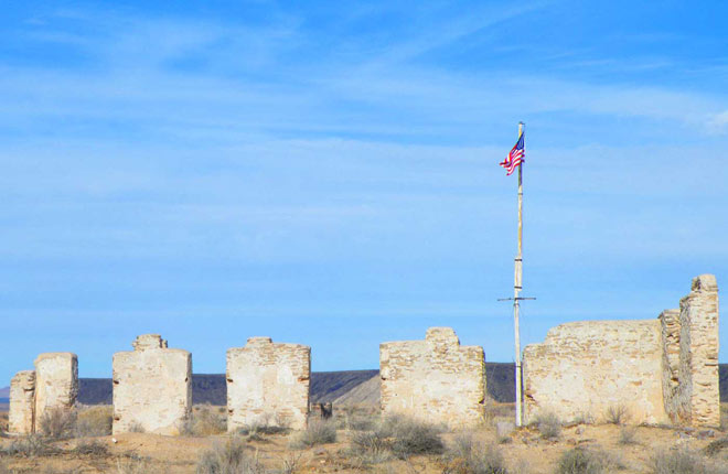 Historic Fort Craig