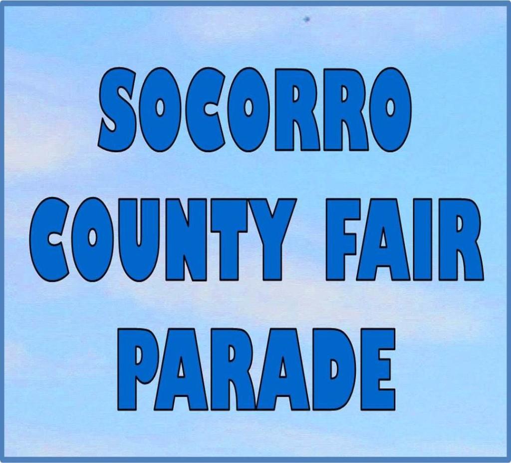 Socorro County Fair Parade Logo