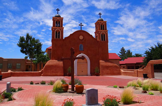 Historic San Miguel Mission