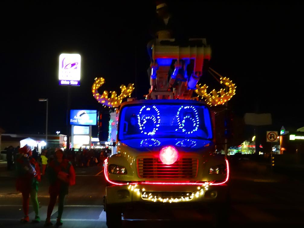 xmas parade