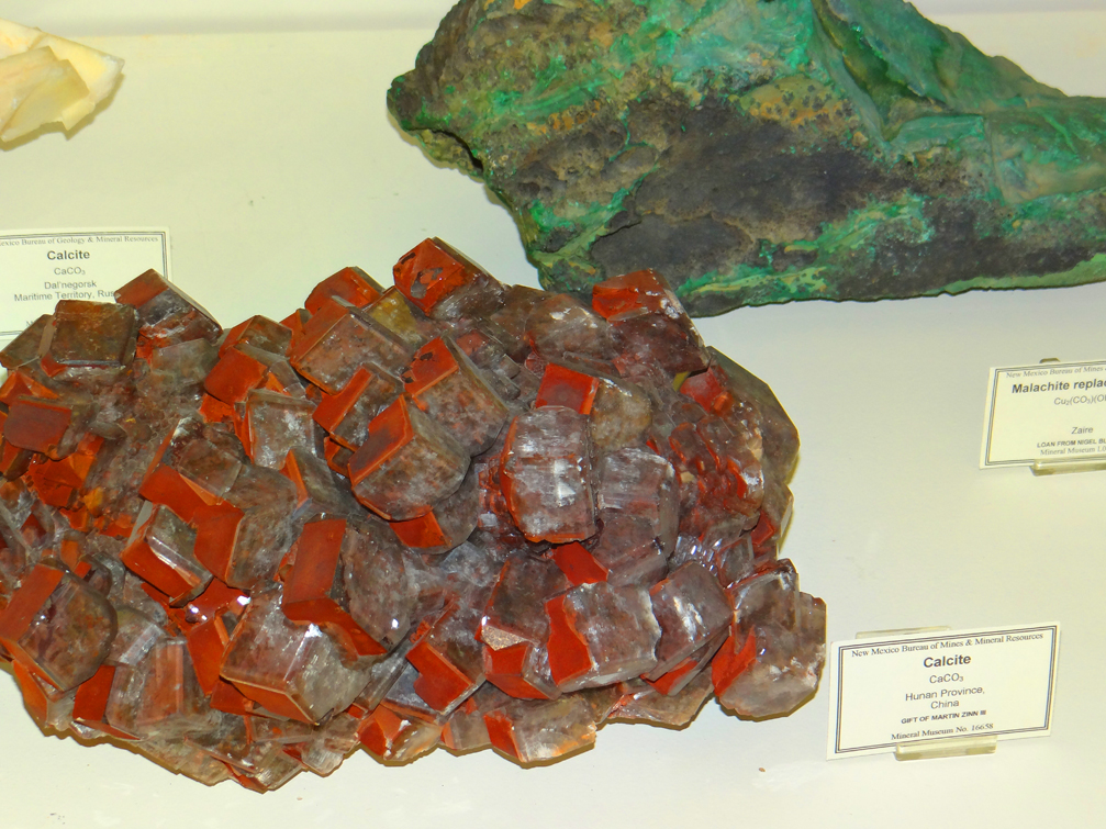 Mineral Museum Minerals