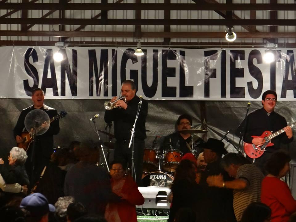 San Miguel Fiesta Dance 2013