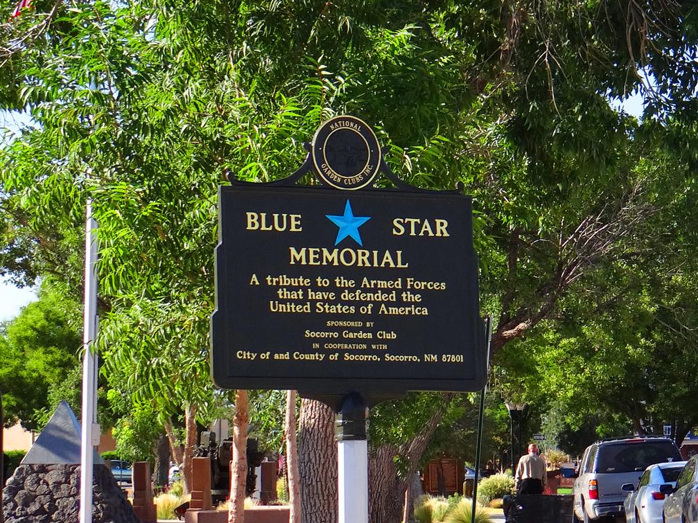 Blue Star Memorial1