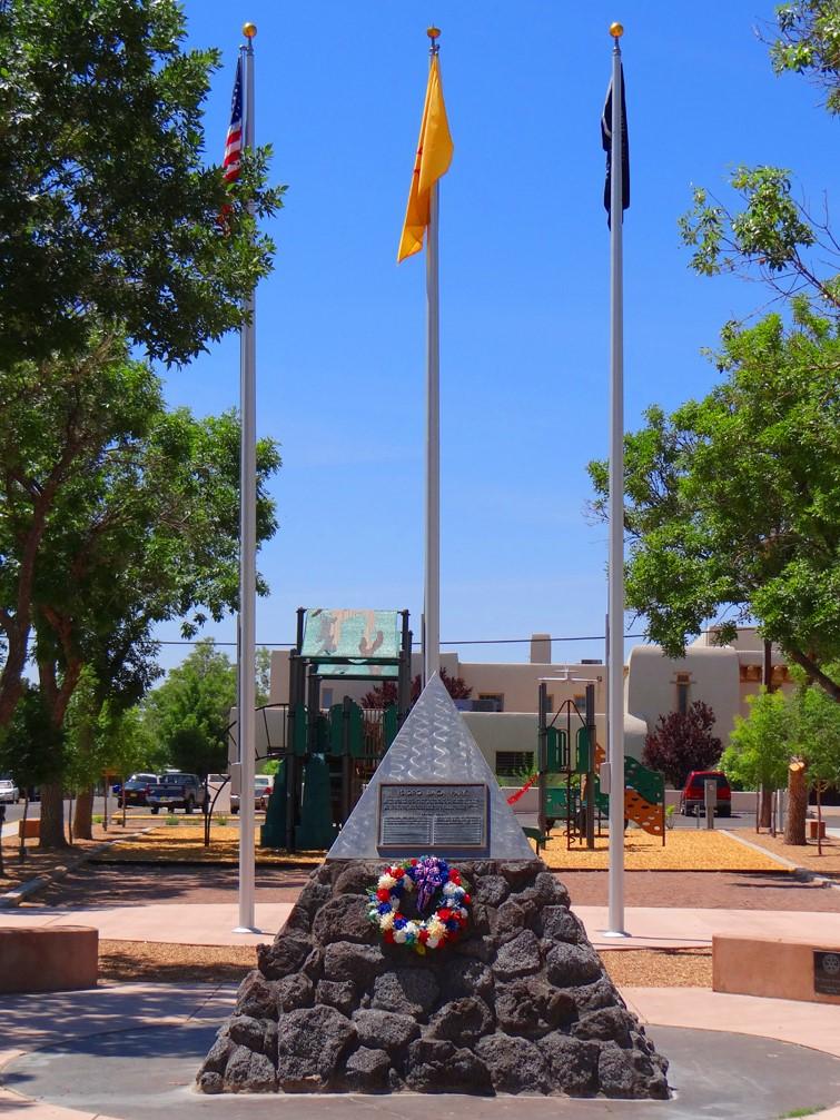 Isidro Baca Memorial