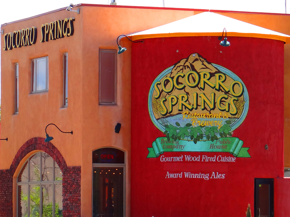Socorro Springs Brewing Company 1