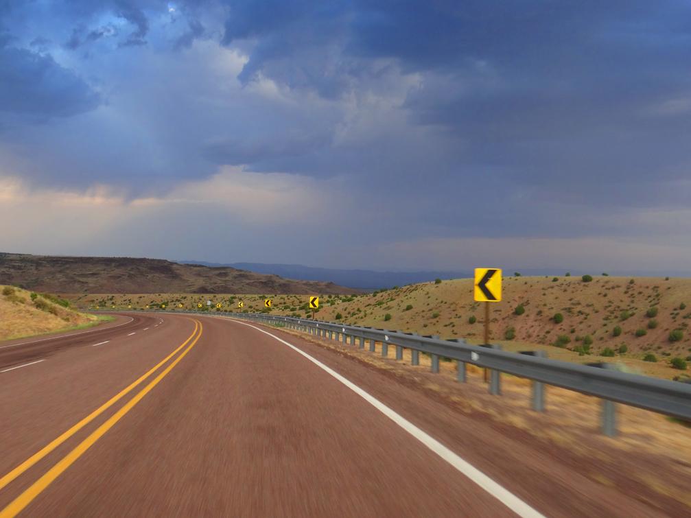Sedillo Hill - Highway 60