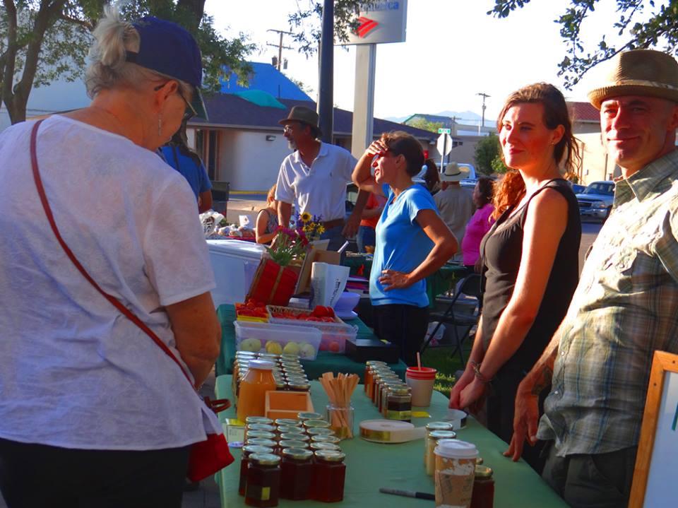 Socorro Farmers Market 2013