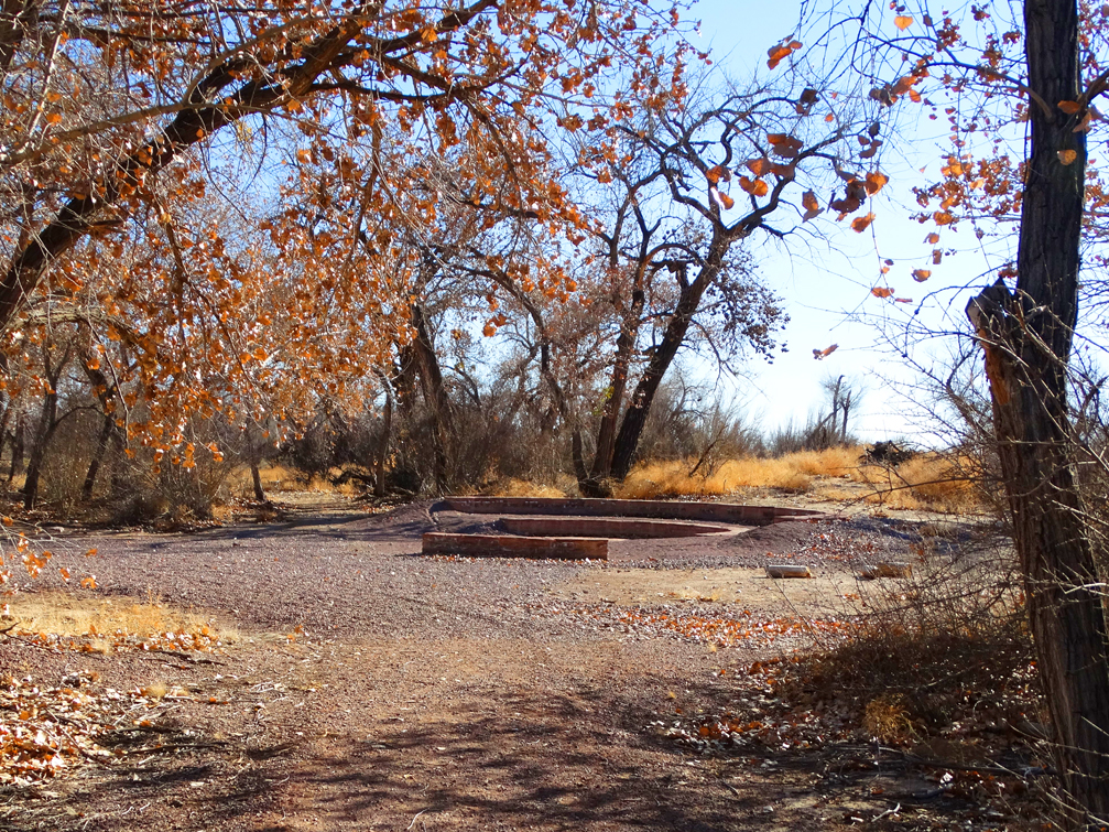 Socorro Nature Area Amphitheater