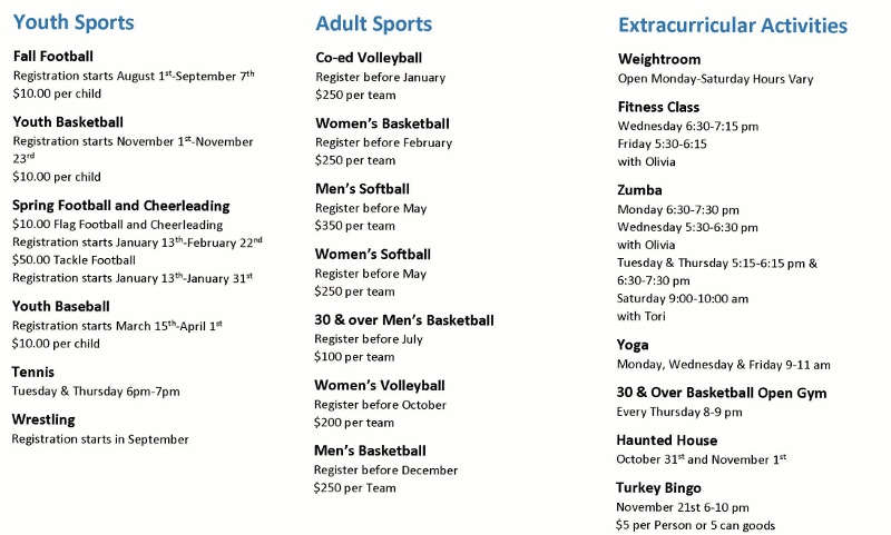 City of Socorro recreation Programs (800x481)