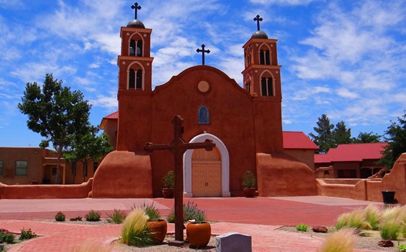 Socorro's San Miguel Mission