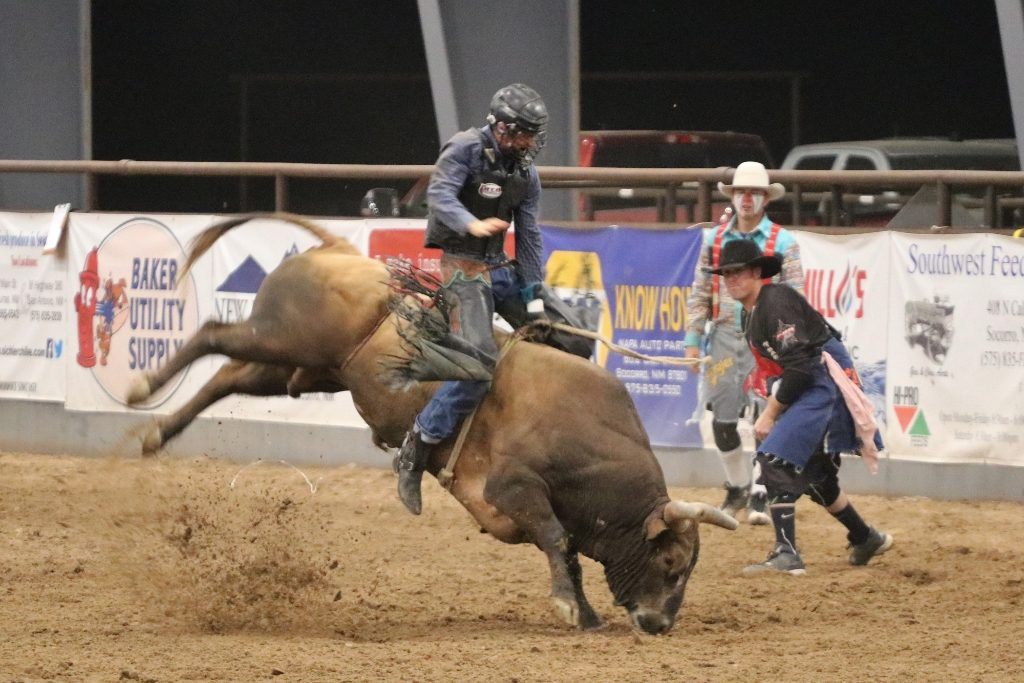 Bull Ride Contestant Photo
